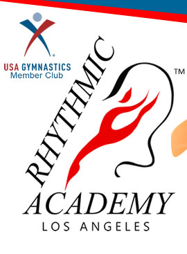 Rhythmic Gymnastics Academy Los Angeles, CA